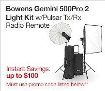 Gemini Light Kit
