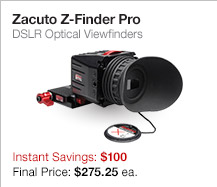 Zacuto Z-Finder Pro