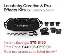 Lensbaby Creative Pro