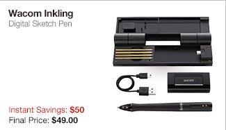 Wacom Inkling Pen