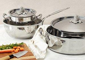 Stock Up: Pots, Pans & More