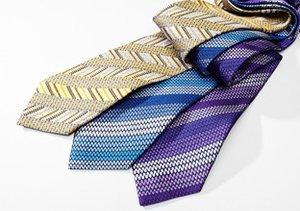 Tie Style: Stripes & Beyond