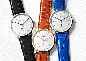 Made in Switzerland: Watches