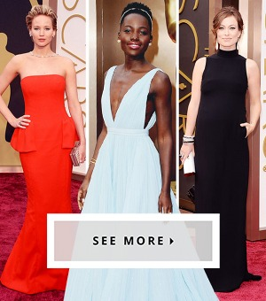 The Best Looks From The Oscars Red Carpet