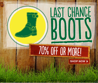 Last Chance Boots