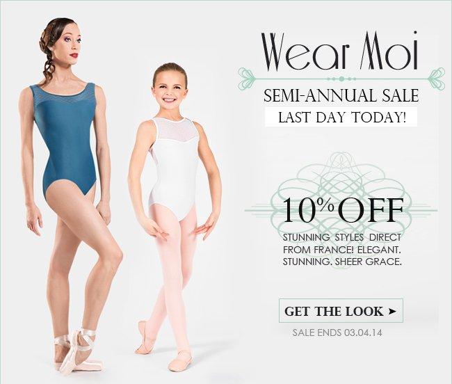 10% Off Wear Moi Dancewear