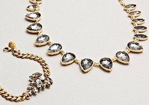 Art Deco-Inspired: W/A Studios Jewelry