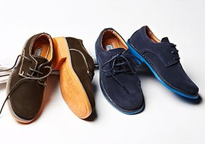 For the Boys: Shoes