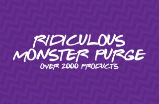 Ridiculous Monster Purge