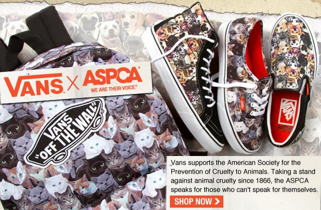 Shop the New ASPCA Collection!