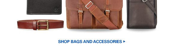 SHOP BAGS AND ACCESSORIES