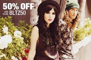 50% off Blitz