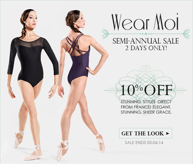 10% Off Wear Moi Dancewear