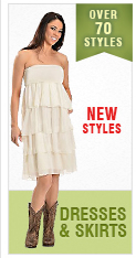 Womens Dresses and Skirts