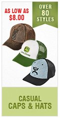 Caps and Casual Hats