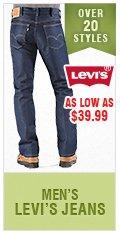 Mens Levi's Jeans
