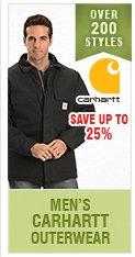 Men's Carhartt Outerwear