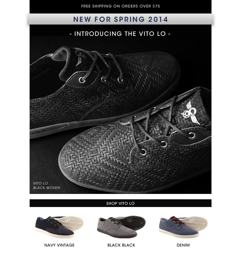 New for Spring 2014 Vito Lo
