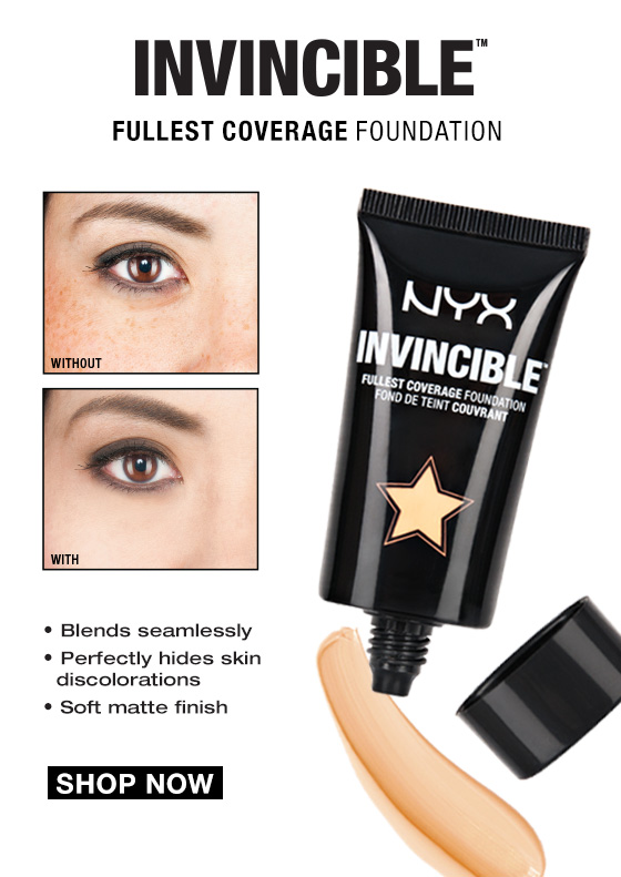 Invincible Fullest Coverage Foundation