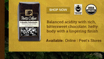 SHOP NOW -- Balanced acidity with rich,  bittersweet chocolate; hefty body with a lingering finish