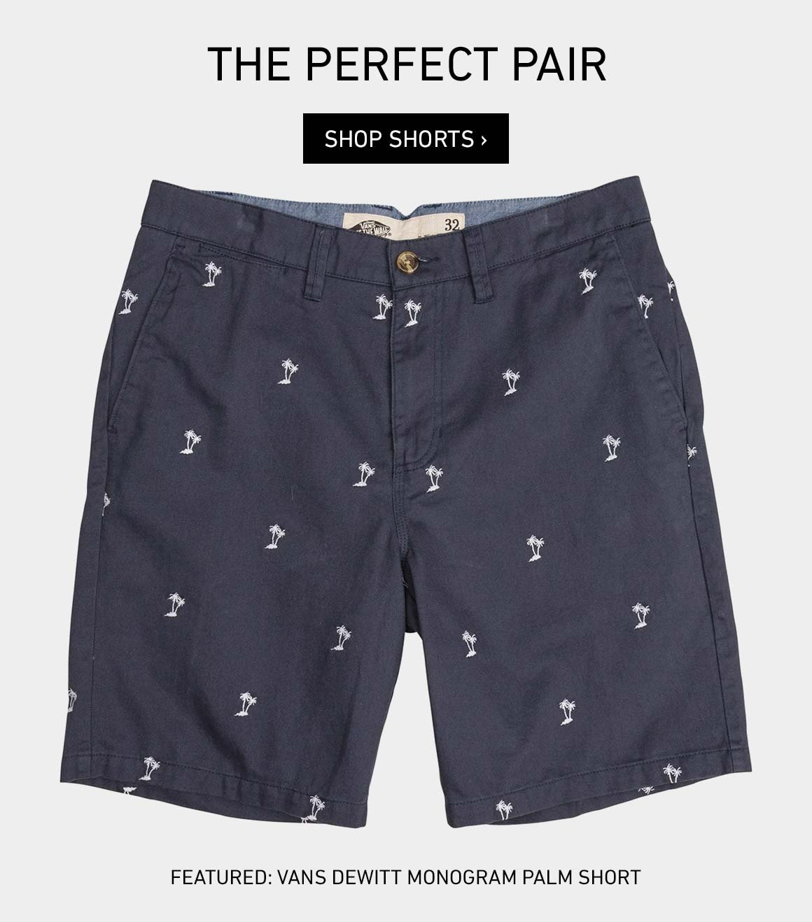The Perfect Pair: New Shorts