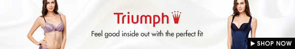 Triumph - Get the support you deserve