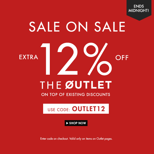 Get extra 12% off markdowns!