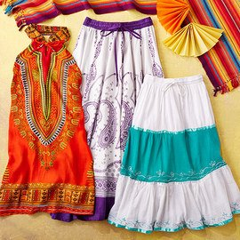 Mexican Riviera Style: Women's Apparel