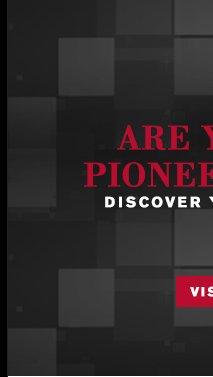 Are you a Maverick, Pioneer, or Bon Vivant? Visit Our Digital Concierge