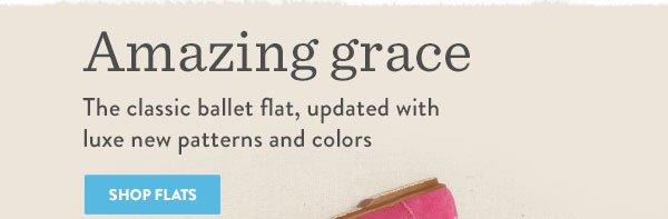 Amazing grace - Shop Flats