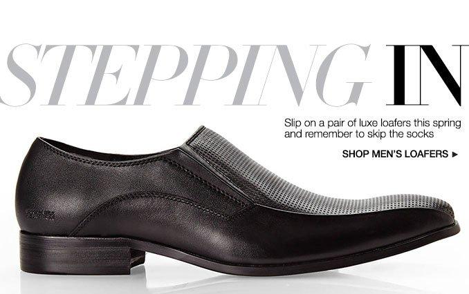 Shop Loafers- Men.