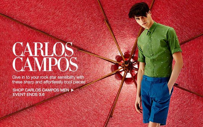 Shop Carlos Campos - Men.