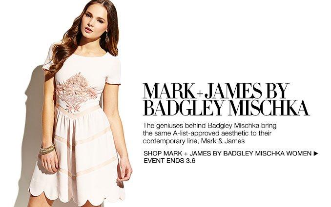 Shop Mark + James by Badgley Mischka - Ladies.