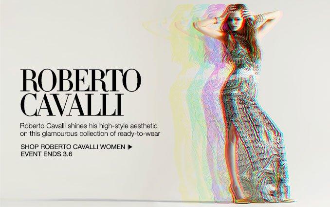 Shop Roberto Cavalli - Ladies.