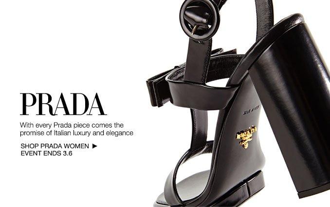 Shop Prada Shoes - Ladies