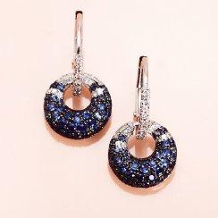 Luxury Sapphire Jewelry: Oscar Heyman, Foreli, Vida