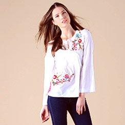 Paparazzi Ladies Embroidered Jackets & Como No