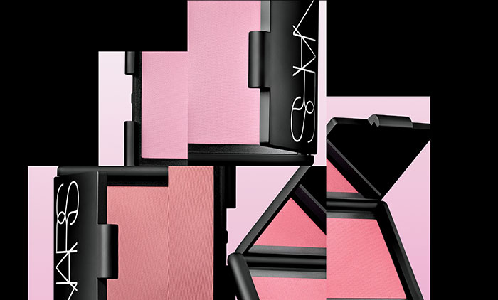 A modern montage of passionate and provocative hues. Explore the new edge of pink.