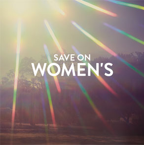 SAVE ON WOMEN'S