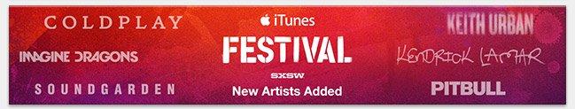 iTunes Festival at SXSW