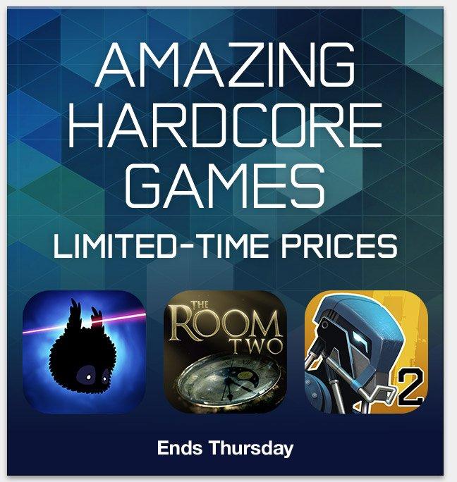 Amazing Hardcore Games