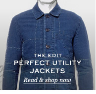 The Edit: Perfect Utility Jackets. Read & shop now