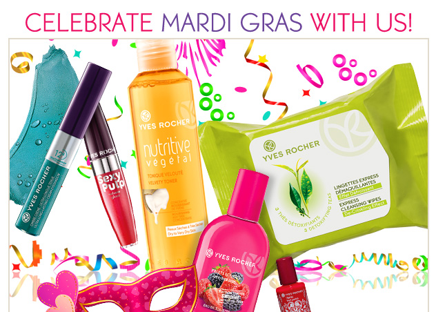 CELEBRATE MARDI GRAS WITH US!