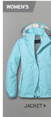 Shop Women's Weatheredge Rainfoil Jacket