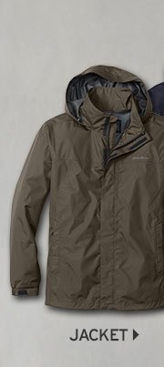 Shop Men's Weatheredge Rainfoil Jacket