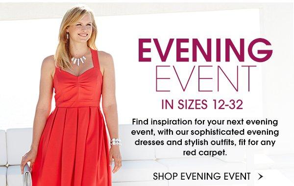 Evening Event - Shop Evening Event