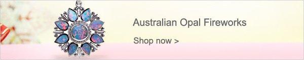 Australian Opal Fireworks