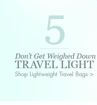 Shop Lightweight Travel Bags