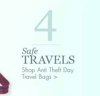 Shop Anti Theft Day Travel Bags