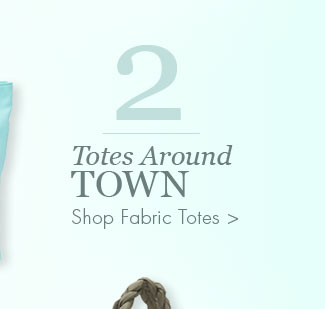Shop Fabric Totes